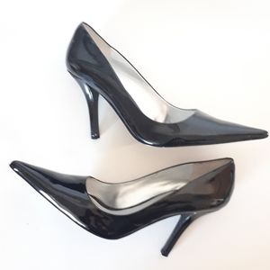 Classic Patent Leather Pumps
